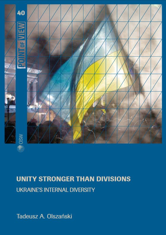 Unity stronger than divisions  Ukraine's internal diversity