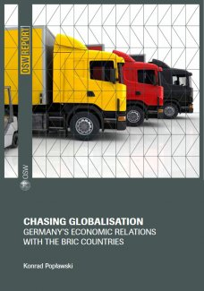 Chasing globalisation. Germany's economic relations with the BRIC countries