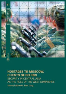 Hostages to Moscow, clients of Beijing. Security in Central Asia as the role of the West diminishes