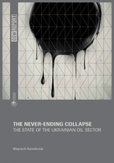 The never-ending collapse