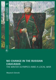 No change in the Russian Caucasus. The winter olympics amid a local war