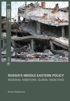 Russia's Middle Eastern policy