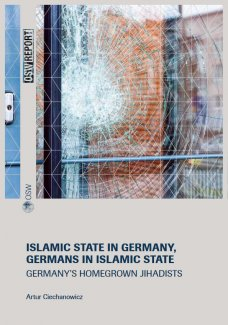 Islamic State in Germany, Germans in Islamic State