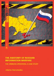 The anatomy of Russian information warfare. The Crimean operation, a case study