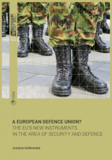 A european defence union?