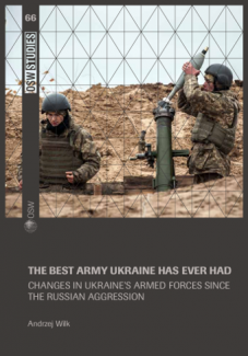 The best army Ukraine has ever had