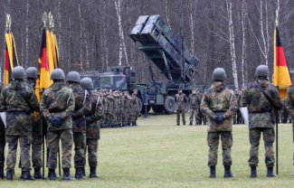 Rebuilding Germany's air defence capabilities: on the eve of