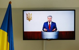 Poroshenko stands alone. Ukraine politics in a pre-election year