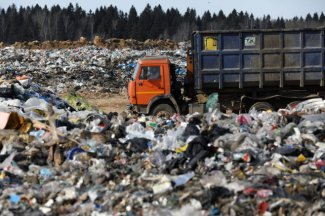 A stinking business. Environmental issues, protests and big money in the waste business in Russia