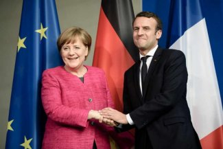 Macron in Germany: far from a two-speed Europe