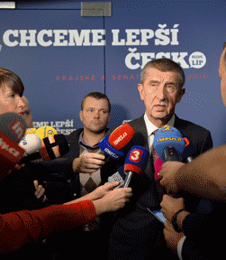 Czech Republic: politics in the hands of businessmen