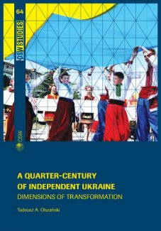 A quarter-century of independent Ukraine