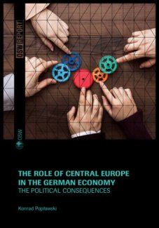 The role of Central Europe in the German economy