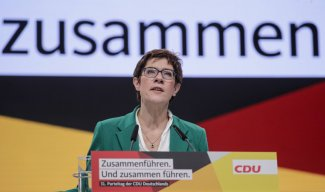 Kramp-Karrenbauer to lead the CDU