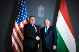 Hungary's response to the offer to improve US-Hungarian relations