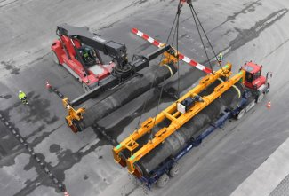 Work starts on Nord Stream 2's construction