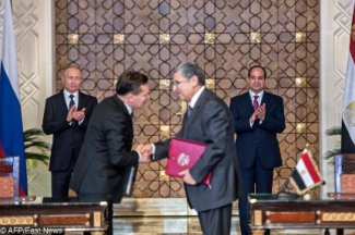Russia: growing influence in Egypt