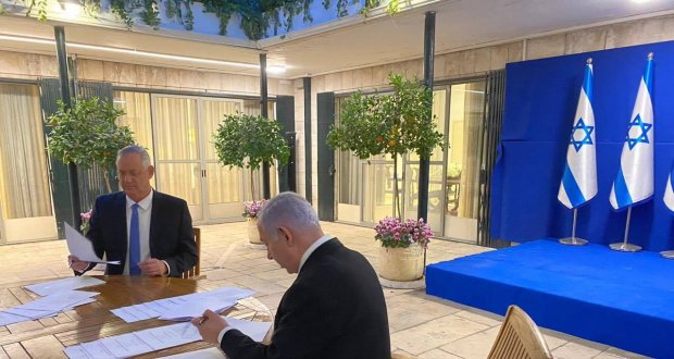 Israel on its way to a government of national unity