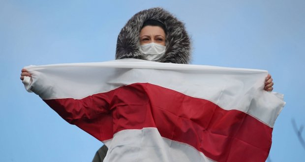 Belarus: a demonstration under threat of pacification